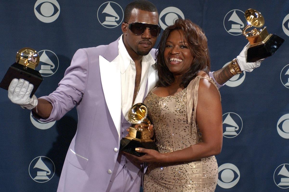 Reverent June Juliet Gatlin's message to Kanye from Doctor Donda West